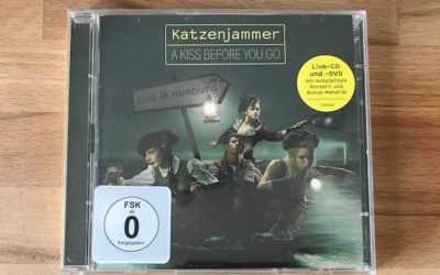 Conseil musical du lundi #9 : Katzenjammer – Land Of Confusion ( Genesis )