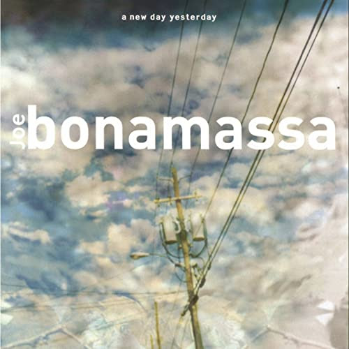 Conseil musical du lundi #15 : Joe Bonamassa – A New Day Yesterday  ( Jethro Tull )